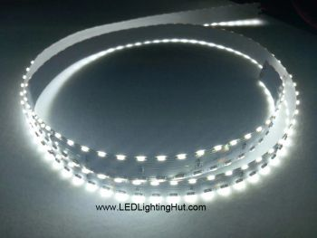 Dual Side Emitting 335 LED Strip, 240LED/m, 24VDC, 5m Reel, R/G/B/Y/W Optional