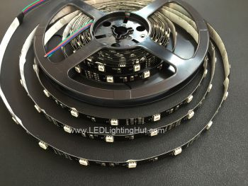 Flex SMD5050 RGB LED strips, 150 LEDs/reel, 5 Meters, 12V DC