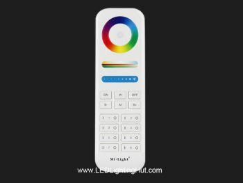 Mi-Light FUT089 5-in-1 RF Wireless 8 Zones Remote Controller