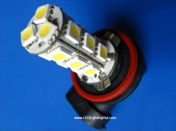 H11 18 SMD 5050 LED Day Running and Foglights (2 pack)