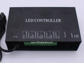 H802RA LED Slave Controller, Support Art-Net protocol for MADRIX, 4096 Pixels