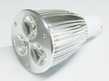 High Power 6 Watt Cree LED Spot Light, 30 Watt Halogen Bulbs Replacement