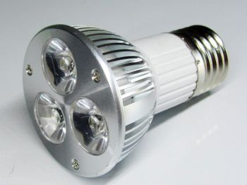 3W E27 LED Spot Light Bulb, 20 Watt Halogen Bulbs Replacement
