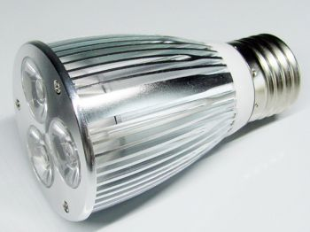 6W E27 LED Spotlight, 30 Watt Halogen Bulbs Replacement