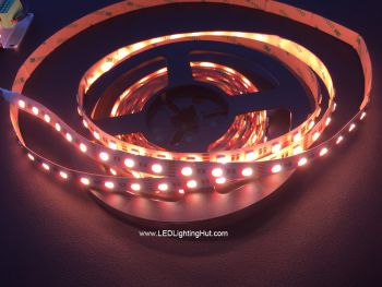 4 In 1 RGBW SMD 5050 Flex LED Strip,  300 LEDs/Reel, 5 Meters, 12V/24V DC