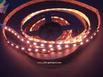 4 In 1 RGBW SMD 5050 Flex LED Strip,  300 LEDs/Reel, 5 Meters, 12V/24V DC