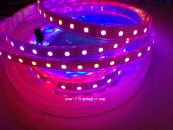 INK1003 Chip-Bulit-in Digital Intelligent LED Strips, 60LEDs/M, DC12V Input