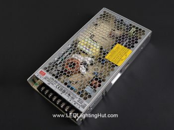Mean Well 200W Enclosed Power Supply, LRS-200-12, 12V / 17A