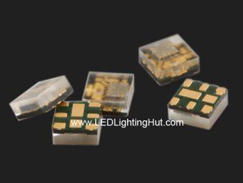 Micro APA102 Digital Addressable 2020 SMD RGB LED, 100 pack