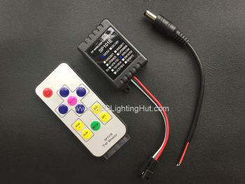 Mini Wireless SP101E RF Digital Strip/Pixels Controller