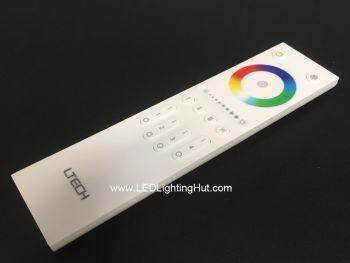 Q4 4 Zones RGB(W) RF Remote Controller