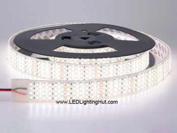 Quad Row 3528 SMD LED Strip, 480 LED/m, 28mm Wide, 24V DC, 5m Reel