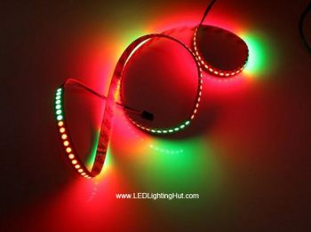 SK6812 Digital Intelligent RGB LED Strip, 30/m, 60/m, 144/m Available