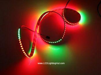 SK6812 Digital Intelligent RGB LED Strip, 30/m, 60/m, 144/m Available