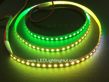 Ultra Slim SK6812 Mini 3535 Digital Intelligent RGB LED Strip, 60/m, 144/m Available