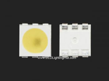 SK9822 Addressable 5050 White LED, 3000K/4500K/6000K Available, 100 Pack