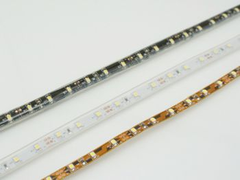 3528 SMD Flexible LED Strip Light, 60 LED/m, 12V DC, 5m Reel, R/G/B/Y/W Optional