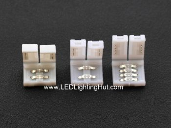 Solderless LED Strip Quick Joiner Connector, 8mm 2 Conductor, 10mm 2 Conductor, 10mm 4 Conductor  Avaiable