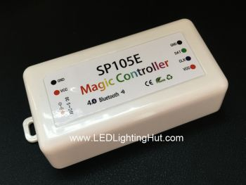 SP105E Bluetooth SPI Controller, Support Android & iOS Control