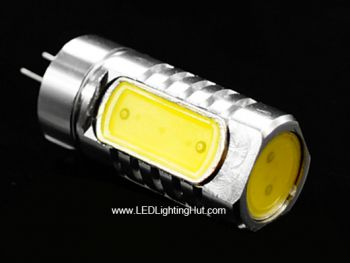 Super Bright 6W Back-Pin G4 LED Lamps with 4 High Power SMD