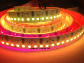 Super Bright WS2801 Digital Intelligent LED Strips, 32 WS2801 IC/M and 96 SMD5050/M
